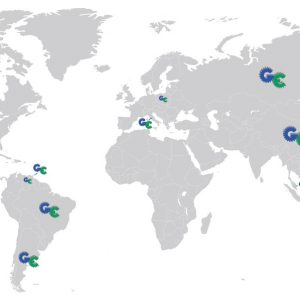 Gough Econ's Worldwide Footprint