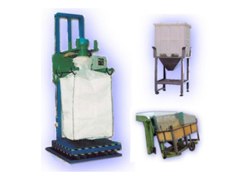 tote dumper and super sack unloader