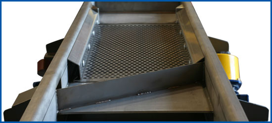 vibratory conveyor / feeder