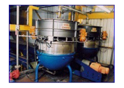 vibrating screen manufacturing equipment