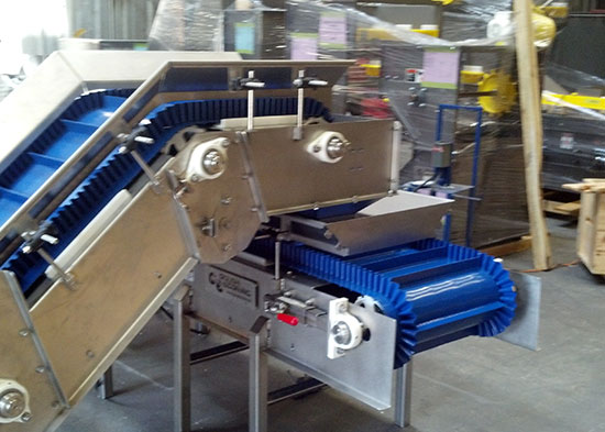 custom belt conveyor