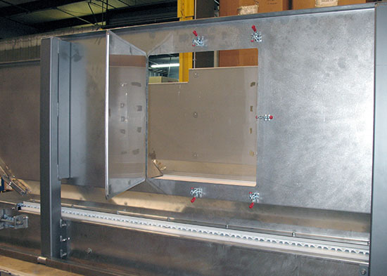 storage conveyors