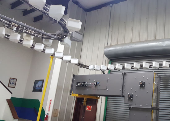 elecon conveying system