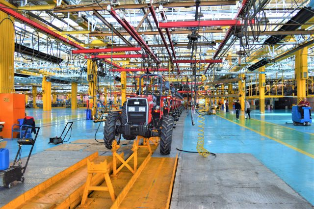 New Tech Integration to Material Handling